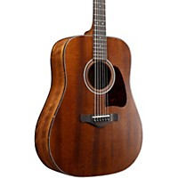 MusiciansFriend.com deals on Ibanez Artwood Vintage Thermo Aged Mahogany Acoustic Guitar