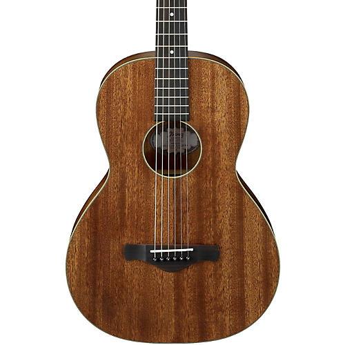 Ibanez AVN5OPN Artwood Vintage All Mahogany Parlor Acoustic Guitar