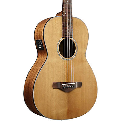 Ibanez AVN9SPENT Thermo Aged Parlor Acoustic-Electric Guitar