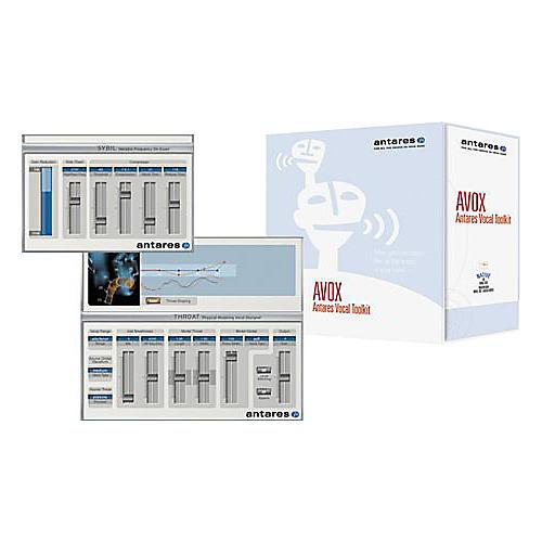 Antares AVOX Vocal Toolkit