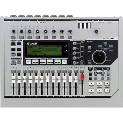Yamaha AW-1600 Audio Workstation