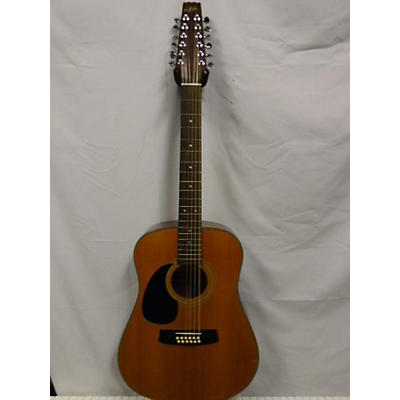 Aria AW 200T 12 String Acoustic Guitar