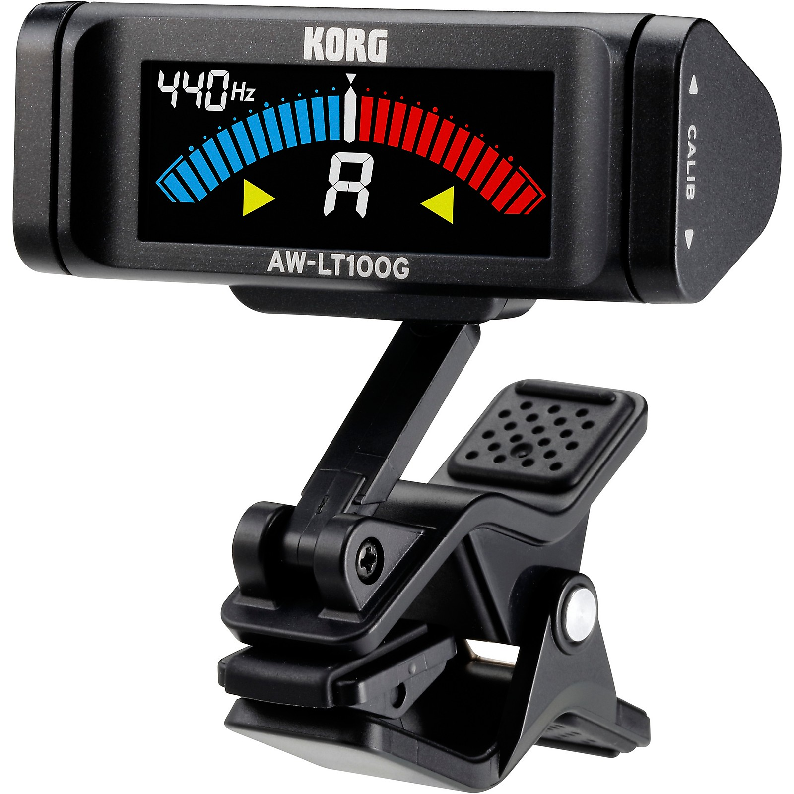 Korg AW-LT100G Clip-On Guitar Tuner