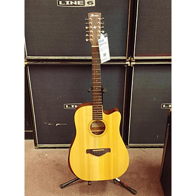 Ibanez AW152CE 12 String Acoustic Electric Guitar