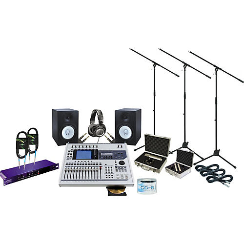 Yamaha AW2400 All-in-One Recording Package