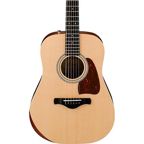 Ibanez AW50JR Artwood 3/4 Dreadnought Acoustic Guitar Satin Natural