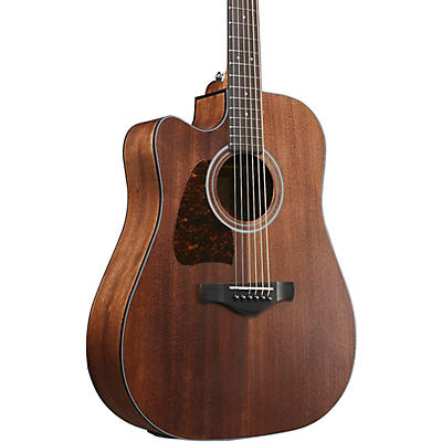 Ibanez AW54LCEOPN Left-Handed Dreadnought Acoustic-Electric Guitar