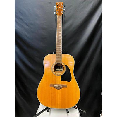 Ibanez AW70 Acoustic Guitar