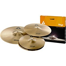 Open Box Stagg AX Series Deluxe Cymbal Set