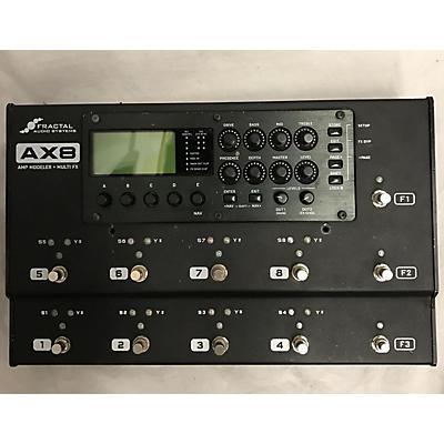 Fractal Audio AX8 Effect Processor