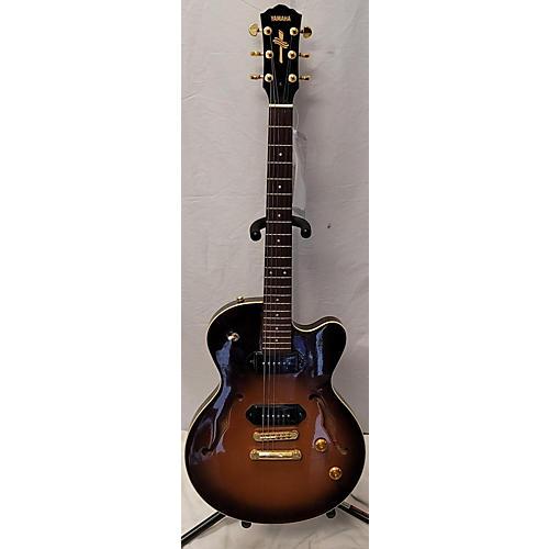 Yamaha AXE 502 Hollow Body Electric Guitar TABACO BURST