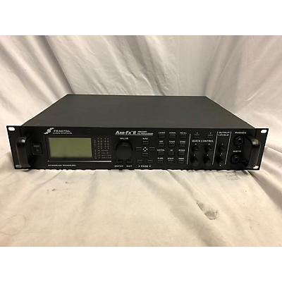Fractal Audio AXE FX II Pedal
