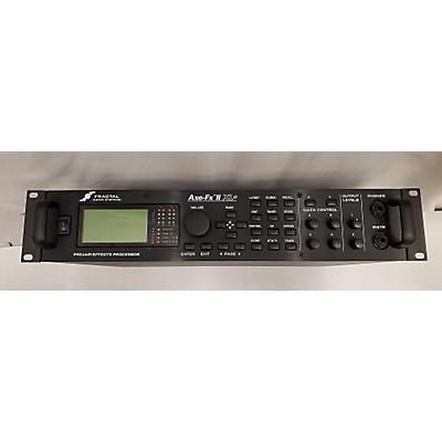 Fractal Audio AXE-FX IIXL Guitar Preamp