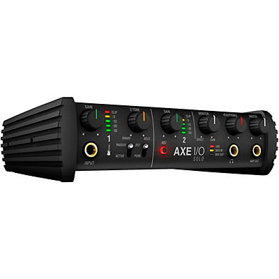 IK Multimedia AXE I/O SOLO Audio Interface