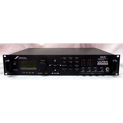Fractal Audio AXEFX ULTRA Multi Effects Processor