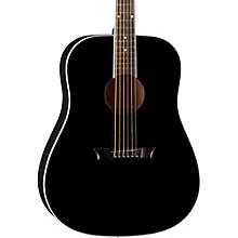 AXS Dreadnought Acoustic Guitar Classic Black