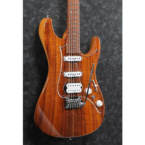 Ibanez AZ2204KB Prestige Electric Guitar Koa Brown