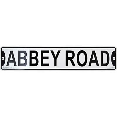 AIM Abbey Road Acrylic Street Sign Magnet