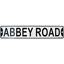 AIM Abbey Road Acrylic Street Sign