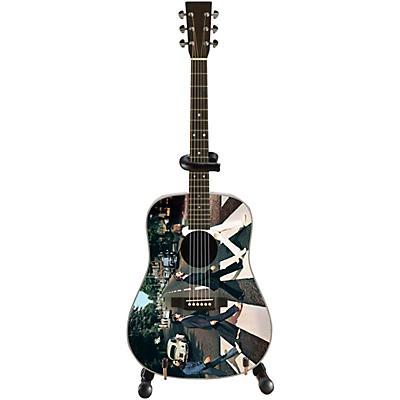 Axe Heaven Abbey Road Fab Four Tribute Mini Acoustic Guitar Replica