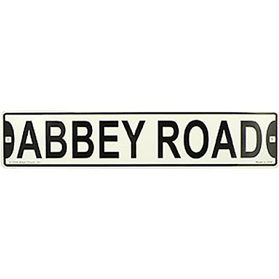 AIM Abbey Road Street Sign