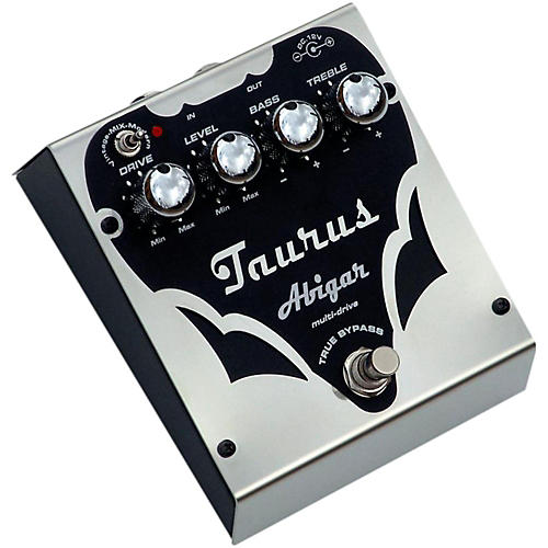Taurus Abigar Multi Drive Silver Line Multi Effects Pedal