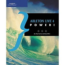 Course Technology PTR Ableton Live 4 Power! Book