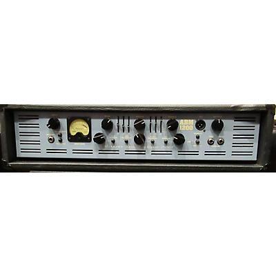 Ashdown Abm1200 Evo III Bass Amp Head