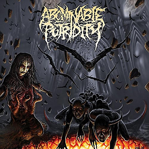 Alliance Abominable Putridity - In The End Of Human Existence