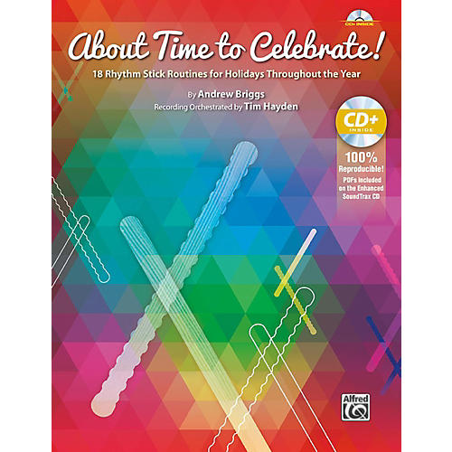 Alfred About Time to Celebrate! Book & Enhanced CD Grades 1-6