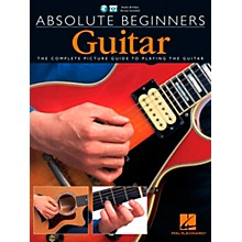 Music Sales Absolute Beginners - Guitar (Book/CD/DVD Value Pack) Music Sales America Series Written by Various