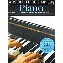 Music Sales Absolute Beginners - Piano Music Sales America Series Softcover with CD Written by Various