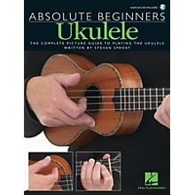 Music Sales Absolute Beginners - Ukulele Music Sales America Series Softcover with CD Written by Various Authors