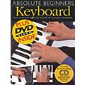 Music Sales Absolute Beginners Keyboard Book/CD/DVD thumbnail