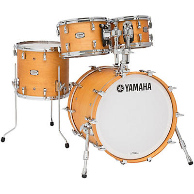 "Yamaha Absolute Hybrid Maple 4-Piece Shell Pack with 20"" Bass Drum"