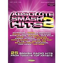 Word Music Absolute Smash Hits, Volume 2 Songbook Series Performed by Various