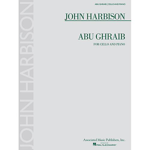 Associated Abu Ghraib (Cello and Piano) String Series