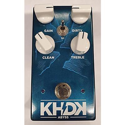 KHDK Abyss Bass Overdrive Effect Pedal