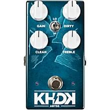 Open BoxKHDK Abyss Bass Overdrive Effects Pedal