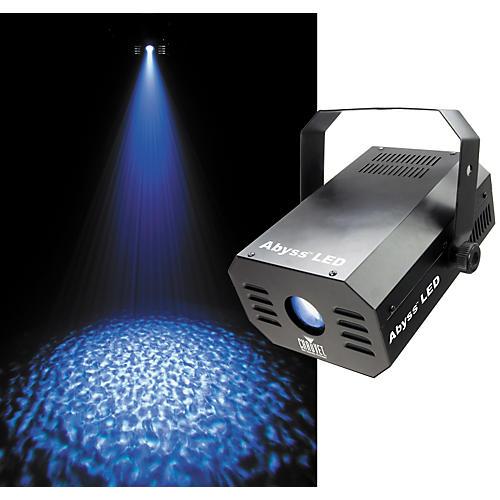 chauvet dj abyss led rippling water lighting effect musician s friend rh musiciansfriend com