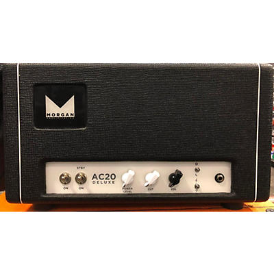 Morgan Ac Deluxe Tube Guitar Amp Head