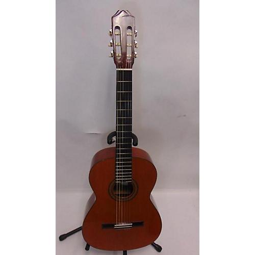 Aria Ac25 Classical Acoustic Guitar Natural
