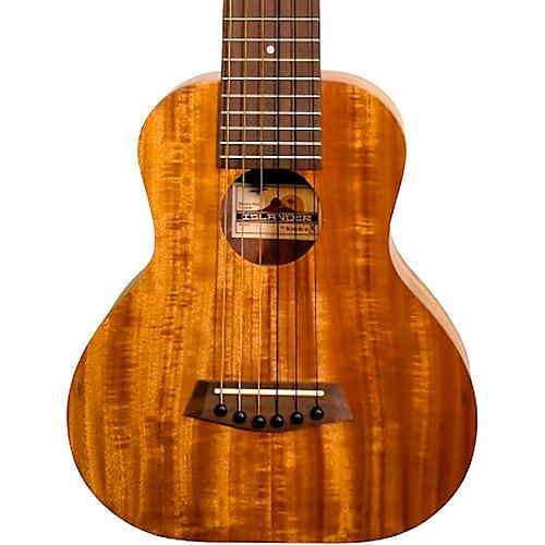 Islander Acacia Guitarlele Natural
