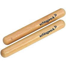SCHLAGWERK Acacia Wood Claves
