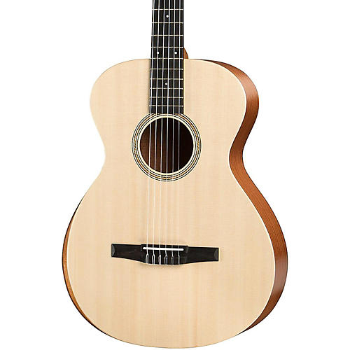 taylor academy series academy 12e n grand concert nylon acoustic guitar natural musician 39 s friend. Black Bedroom Furniture Sets. Home Design Ideas