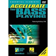 Homespun Accelerate Your Bass Playing (DVD)