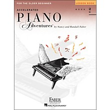 Faber Piano Adventures Accelerated Piano Adventures For The Older Beginner Lesson Book 2