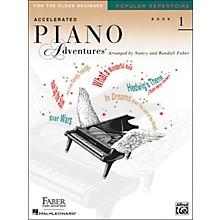 Faber Piano Adventures Accelerated Piano Adventures Pop Repertoire Book1 - Faber Piano