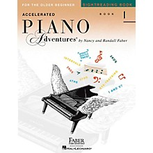 Faber Piano Adventures Accelerated Piano Adventures Sightreading Book 1