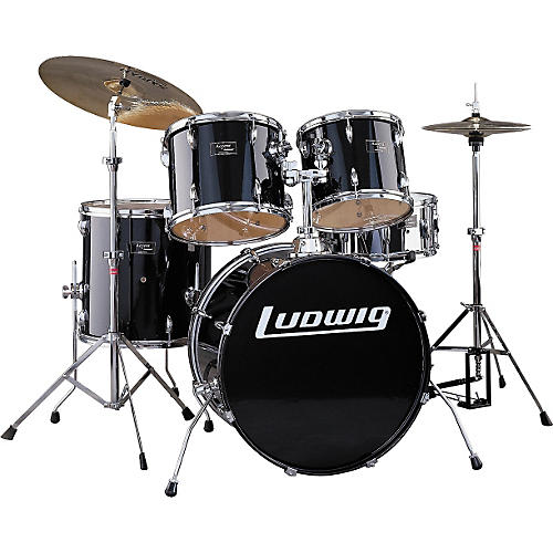 Ludwig Accent 5-Piece Power Drum Set